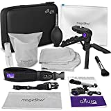 Altura Photo Camera Accessories Bundle - Photography Accessories Kit for Canon Nikon Sony DSLR & Mirrorless Cameras, Includes Small Tripod for Camera, Lens Cleaning Kit & Camera Cleaning Kit