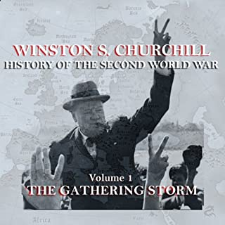 Winston S. Churchill: The History of the Second World War, Volume 1 - The Gathering Storm cover art