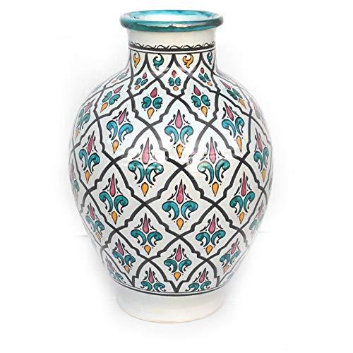 Marokkanische Vase Vintage | Orientalische Vasen und Dekogegenstände| Orientalische Dekoration |...