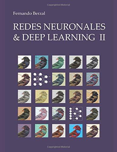 """Redes Neuronales & Deep Learning - Volumen 2: Regularización, optimización y arquitecturas especializadas [formato 8.5"""" x 11""""]"""