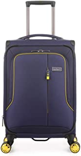 Antler Softside Carry-On, Cabin, Purple