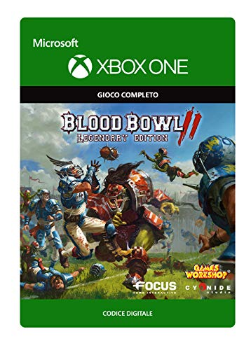 Blood Bowl 2: Legendary Edition  | Xbox One - Codice download