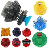 Best Beyblade Parts - 10 Pieces Burst Gyro Toy Battling Tops Burst Review