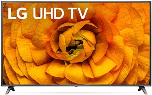 """LG 75UN8570PUC Alexa Built-In UHD 85 Series 75"""" 4K Smart UHD TV (2020)"""