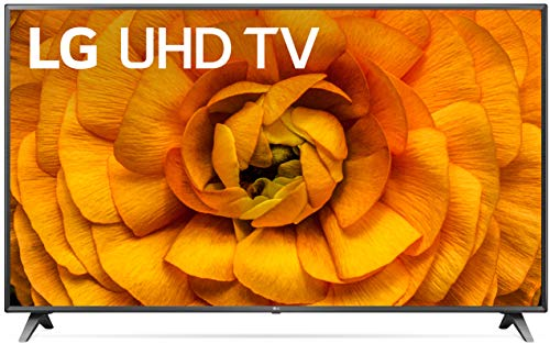 LG 75UN8570PUC Alexa BuiltIn UHD 85 Series 75Inch 4K Smart UHD TV 2020