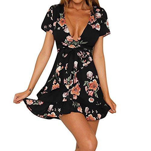 Robe Femme Sexy,Robe Noire Dentelle,Robe Yoga,Robe Longue Rose,Robe De Danse Fille,Noir,S