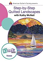 Step-by-Step Quilted Landscapes [DVD]