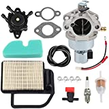 Mannial 20 853 33-S Carburetor Carb fit Kohler 20-853-01-S 20-853-02-S 20-853-14-S 20-853-16-S 20-853-42-S 20-853-43-S SV590 SV591 SV600 SV601 SV610 SV620 CV490 CV491 CV492 CV493 Engine with Fuel Pump
