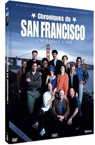 Chroniques de san Francisco Edition Collector DIGIPAK