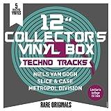 """12""""Collector S Vinyl Box: Techno Tracks"""