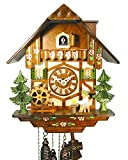 Reloj de cuco de la Selva Negra (original, certificado), mecánico de 1...