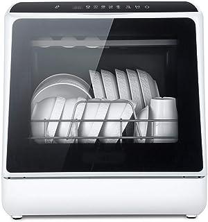 Lavavajillas Lavavajillas Lavavajillas portátil encimera de 900 W de potencia sin necesidad de instalación automática de alta temperatura de desinfección 5 Engranaje de ajuste kyman