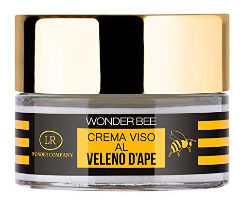 Wonder Bee Cream, Gesichtscreme mit Bienengift 24h, natürliches Lifting, Anti-Aging und straffend (1x50 ml) - LR Wonder Company