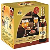 Leffe rubia 6.6 ° 33 cl x 12