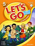 Lets Go 4th Edition Level 5 Student Book with Audio CD Pack (Let 039 s Go)