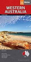 Western Australia Handy Map Hema 2014***