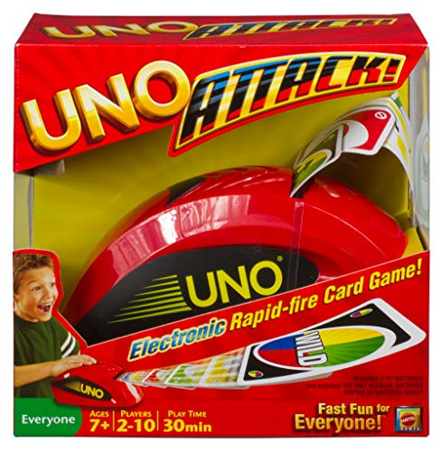 Review UNO Attack