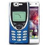 Stuff4®Phone Case/Cover/Skin/wkhw4g/Retro Phones Collection BLU Nokia 8210