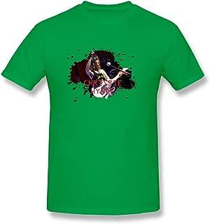 Jiaso Men's Funny The Pretenders Chrissie Hynde T-Shirt