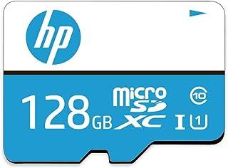 【Amazon.co.jp 限定】HP microSDXCカード 128GB カラー Class10 UHS-I対応 (U1) 最大読出速度100MB/s 1年間保証 HFUD128-1U1-CS GJP