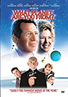 What Planet Are You From? [DVD]