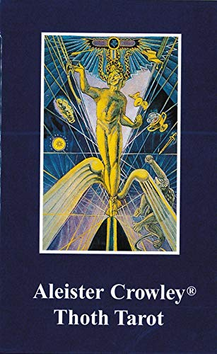 Aleister Crowley Thoth Tarot, Tarotkarten, engl. Ausgabe