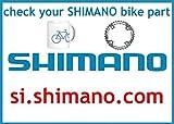 SHIMANO DYNAMOEINHEIT SCHWARZ DH-3N20 ACHSLÄNGE 140MM MUTTERN-TYP Y-2ZE98020