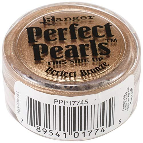 Perfect Pearls Ranger Industries Poudre pigmentaire Bronze Parfait