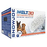 Snow Joe MELT30PET-BOX 30-Lb Premium Pet and Nature Friendly Ice Melter, Fast Acting, Safer on...