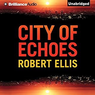 City of Echoes     Detective Matt Jones, Book 1              By:                                                                                                                                 Robert Ellis                               Narrated by:                                                                                                                                 Nick Podehl                      Length: 9 hrs and 22 mins     1,666 ratings     Overall 3.9