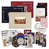 IZONE 4th Mini Album - ONE-REELER / ACT IV [ FULL SET ] CD + Cover Postcard + Photobook + Ticket + Photos + Photocards + SPECIAL PHOTO CARD SET + 3 OFFICIAL POSTER + FREE GIFT