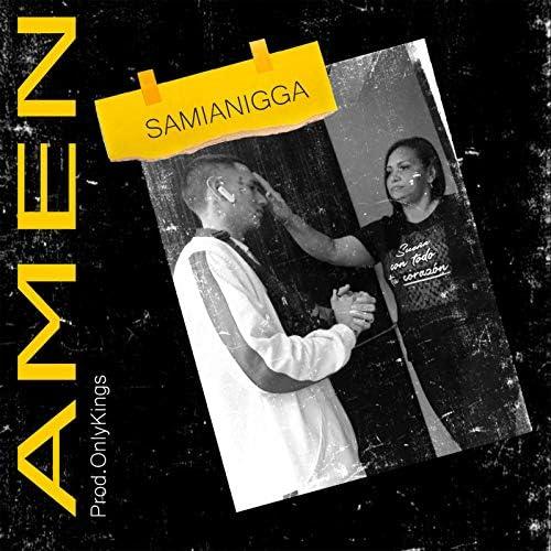 Samia Nigga feat. Only Kings