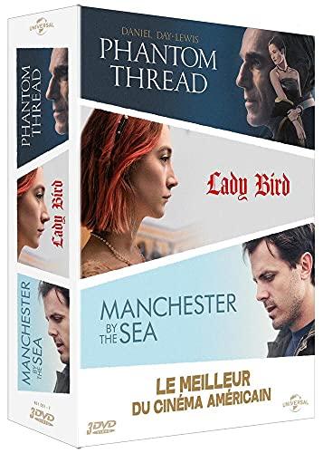 Le Meilleur du cinéma américain-Coffret : Phantom Thread + Lady Bird + Manchester by The Sea