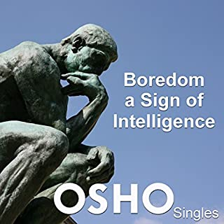 Boredom – A Sign of Intelligence audiobook cover art