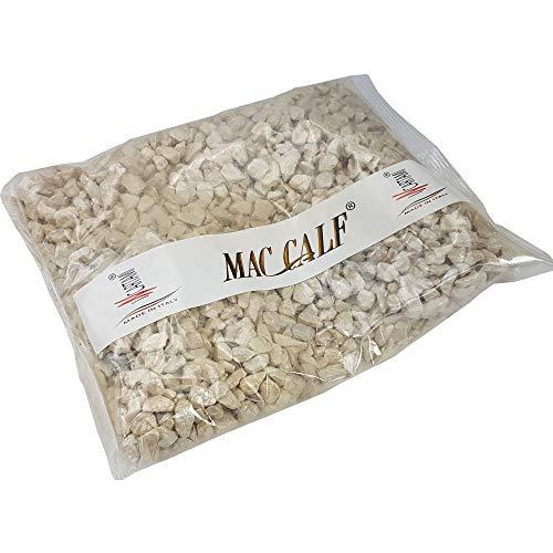 INCARTAMI-ITALIA 1 kg Pietra Colorata Millimetri 5-8 Bianco Perla
