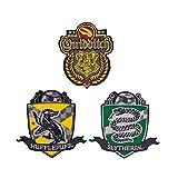 Cinereplicas Set de 3 - Quidditch Hogwarts