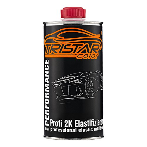 TRISTARcolor Elastifizierer Weichmacher Elastic Additiv für 2K Füller Autolack und Klarlack 0,5 Liter