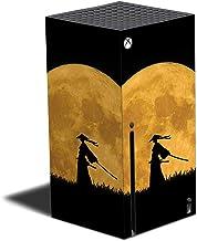 MIGHTY SKINS Película compatível com Xbox Series X – Samurai | Capa protetora de vinil, durável e exclusiva | Fácil de apl...