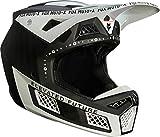 Fox V3 Rs Rigz Helmet Black L