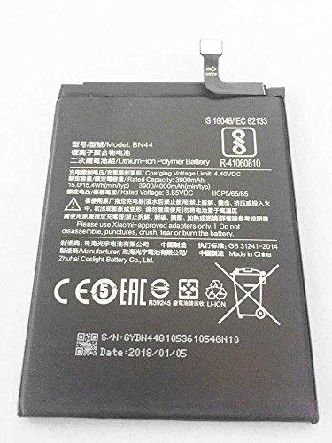 Todobarato24h Bateria Compatible con Xiaomi Redmi 5 Plus 4000mAh BN44