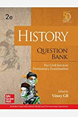 History Question Bank For Civil Services Preliminary Examination | Second Editio Kindle Edition
