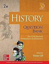 History Question Bank For Civil Services Preliminary Examination   Second Editio