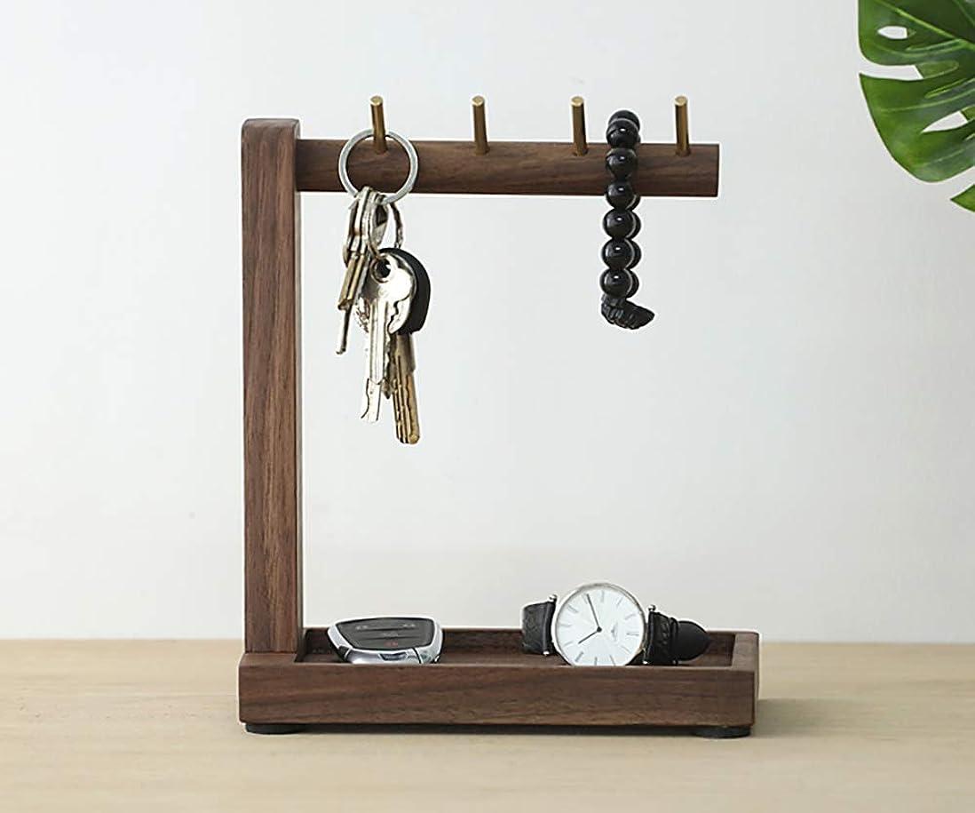 ちなみに対抗異邦人Anoak キーフック 鍵置き アクセサリースタンド アクセサリー収納 時計収納 時計置き 携帯置き ジュエリー トイレ 鍵収納 小物入れ 鍵置き おしゃれ