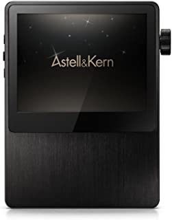 Astell&Kern Portable High Fidelity Sound System - AK100 MKII in Brushed Aluminium Black