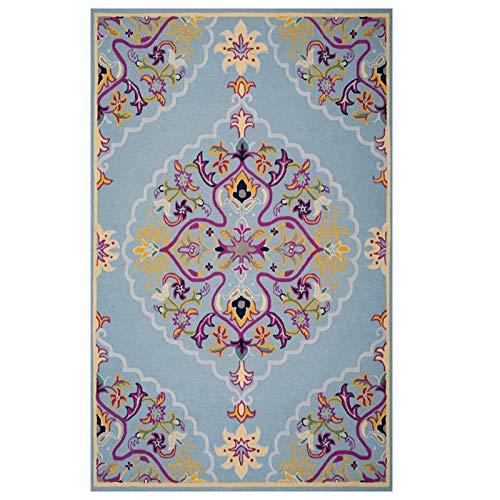 Table one Protector de Suelo para ninos, Protector Suelo, Antideslizante Y Resistente Al Desgaste, Protege El Color del Piso(Size:120×160CM,Color:C)