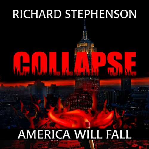 Collapse audiobook cover art