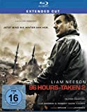 Bluray Thriller Charts Platz 5: 96 Hours - Taken 2 (Extended Cut) [Blu-ray]
