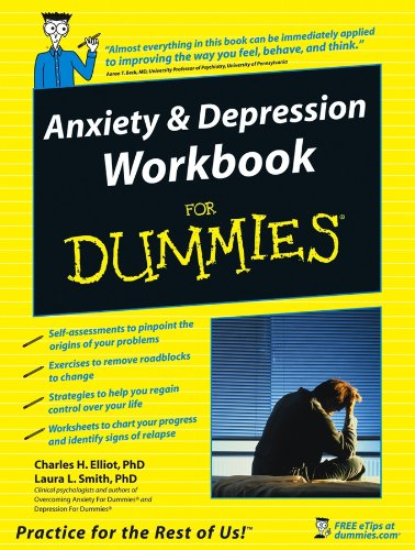 Anxiety and Depression Workbook For Dummies (English Edition)の詳細を見る