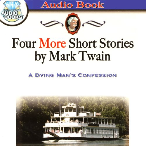 A Dying Man's Confession audiobook cover art