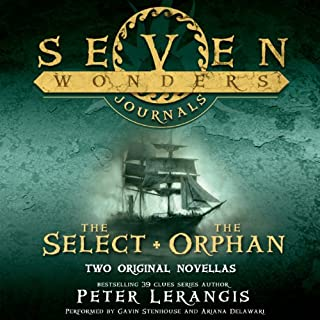 Seven Wonders Journals cover art